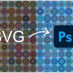 PixabayのSVG形式の素材をPhotoshopに配置する方法